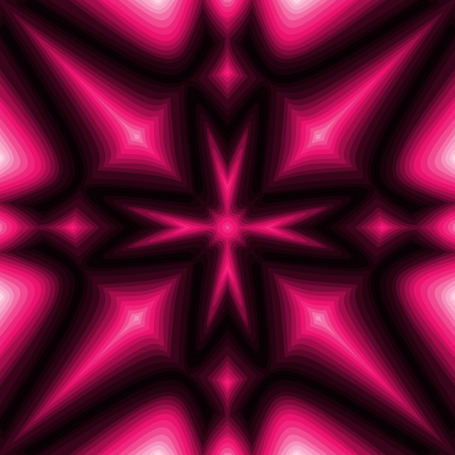 Pink Star by rayna23