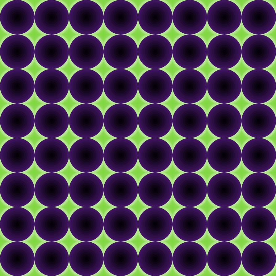 Green purple by rayna23