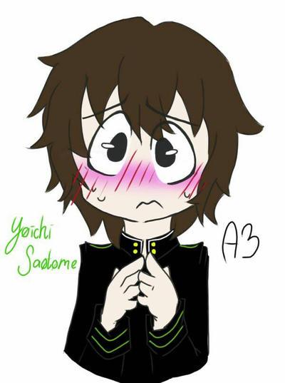 Emoji Challenge: Yoichi  by HetaliaFan0019