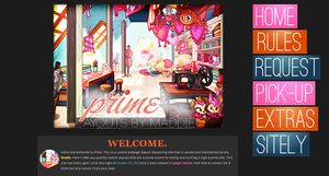 Prime's new layout // v.6