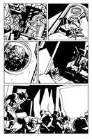 Marvel 2d try: Wolverine p.06 by Geoffo-B