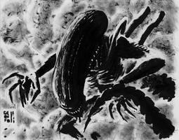 Alien by Geoffo-B