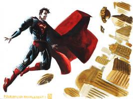 Superman by Geoffo-B