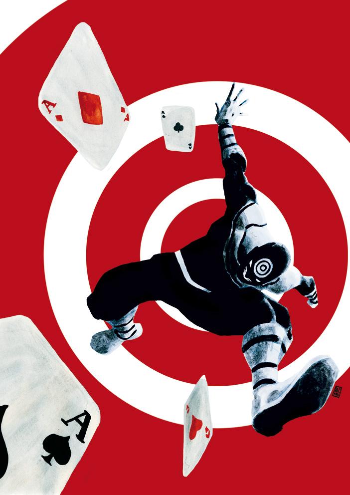 Bullseye LCF by Geoffo-B