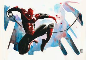Comic Con 2012 - Spider-man