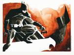 Batman - Comic Con 2012 and Print
