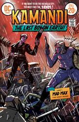 Tribute to Kamandi and Mad Max
