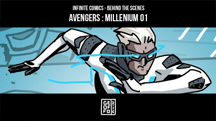 Infinite Comics - Behind the Scenes : online! by Geoffo-B