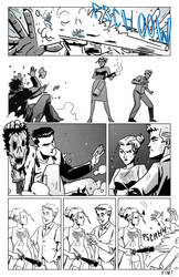 Archie Comics sample work P05 by Geoffo-B