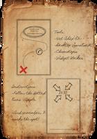 Treasure Map by SilentWard