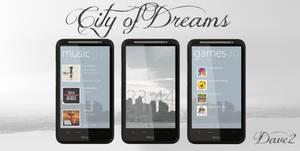 City of Dreams by SilentWard