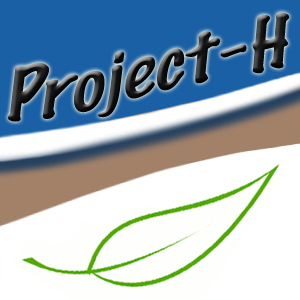 Project H logo by sjagavile