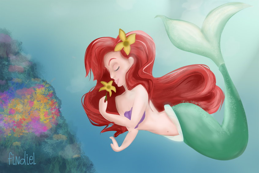 Ariel by Findiel