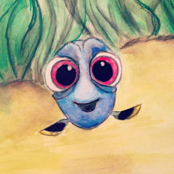 Baby Dory by Findiel