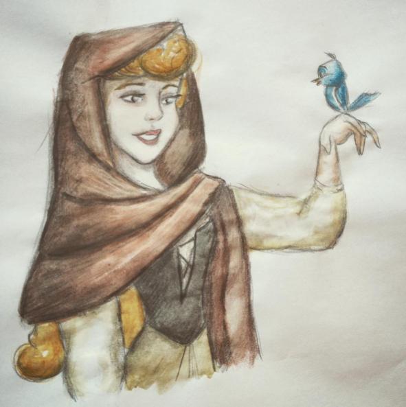 PRINCESS AURORA by Findiel