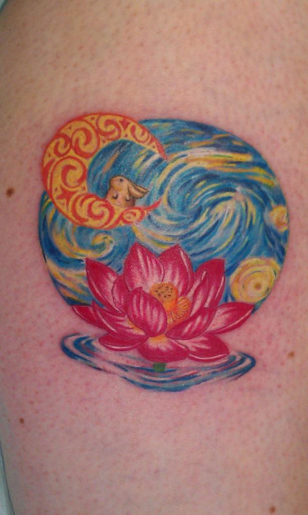 Jaxon's Tattoo by Lonewolf-Eyes