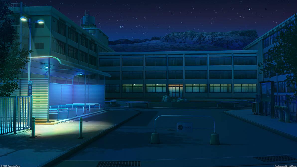 Night school by mB0sco on DeviantArt