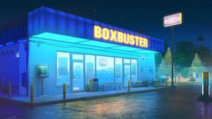 Boxbuster Video Store