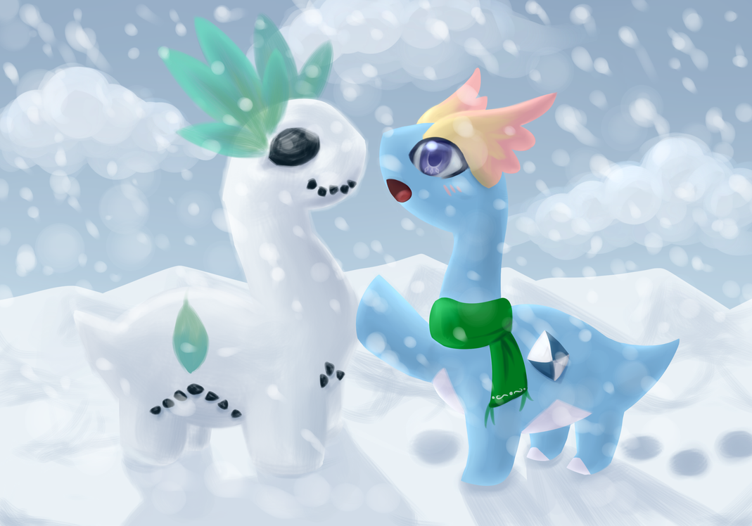Day 07 most adorable pokemon by friedsnipe on deviantart - The most adorable pokemon ...