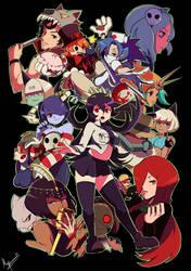 Skullgirls - Assembly by Xryuu