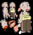 I Thought You Said 'Extra Fries' :custom: by A-La-Moe