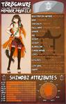 [TG]-Kagura Kitsune post-ts app by pumpkincookie