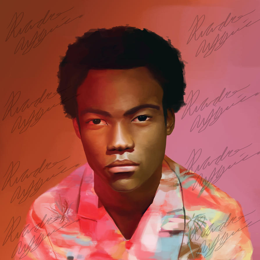 Childish Gambino - Because The Internet Cover by MelBrooke ...