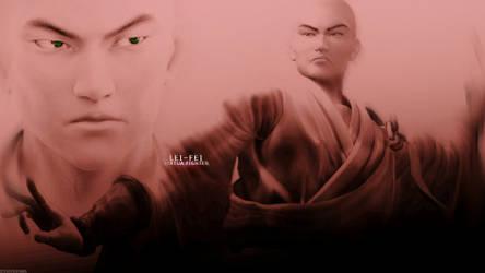 Lei Fei Virtua Fighter by SteveFoxFan5