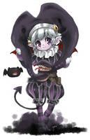 Salem - Art trade by Jumpix
