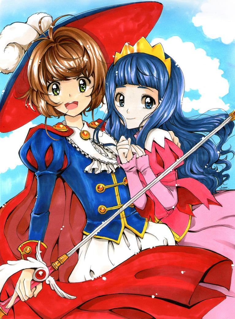 Tomoyo's Dream by Jumpix