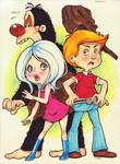 Mampato, Rena y Ogu