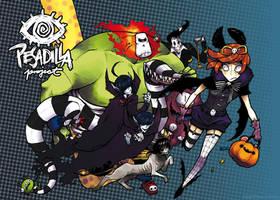 Pesadilla Especial Halloween by Jumpix