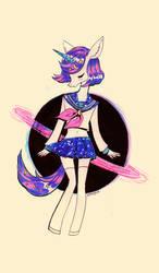 Stars Collection: Sailor Unicorn