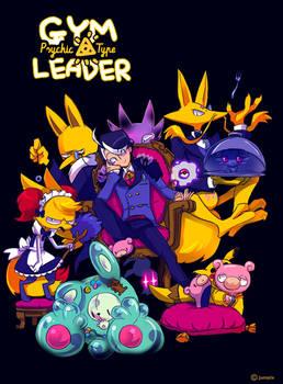 Gymleadersona - Jumpix as a Gym Leader
