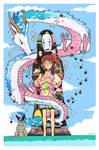 Sen To Chihiro - Friends