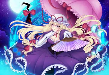 Yukari by criis-chan