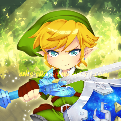 Link by criis-chan