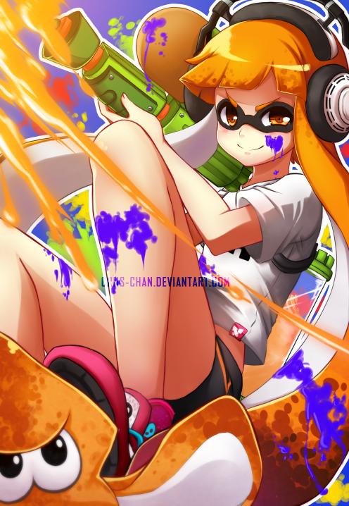 Splatoon by criis-chan