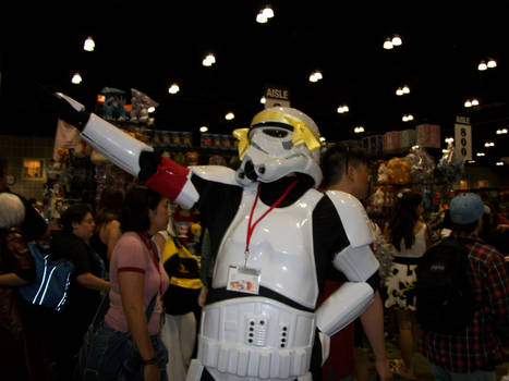Stormtrooper with a bandanna