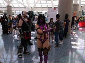 Mortal Kombat: Mileena