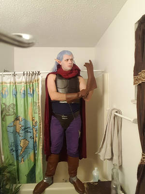 Jan. 28 2018 - Magus (Chrono Trigger) by rustedsoda
