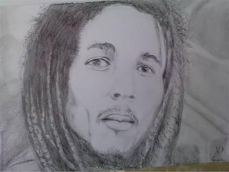Bob Marley by M44X