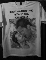 Couple T-shirt by M44X