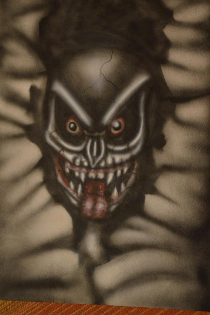 skull by M44X