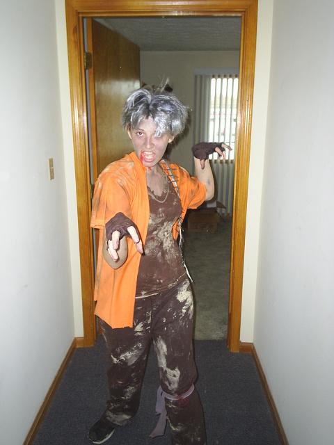 Hills Have Eyes Lizard Costume by PhantomFreak001 on ...