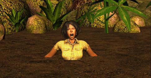 Dangerous Swamp Encounter
