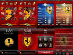iPhone Theme-Ferrari