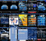 BMW iPhone Theme