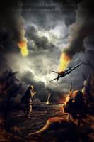 Battlefield by Ahmad-Tahhan