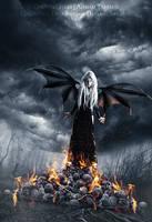 Demonic Fire by Ahmad-Tahhan